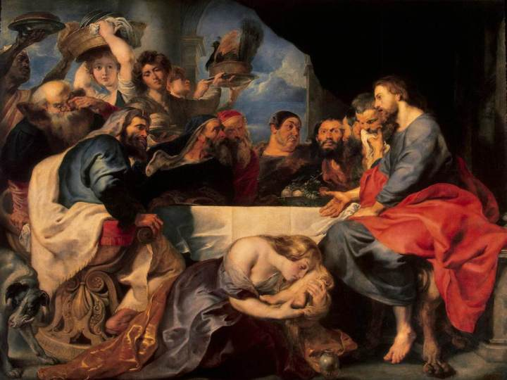 mary-anointing-jesus-feet-by-peter-paul-rubens