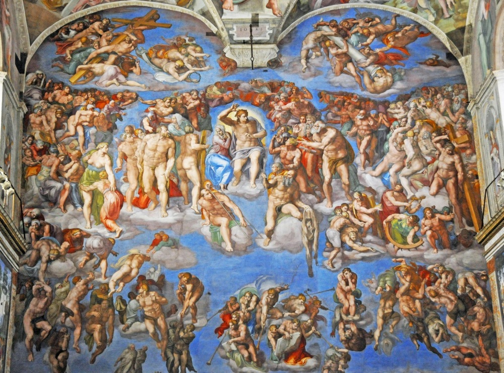 the_last_judgment_michelangelo